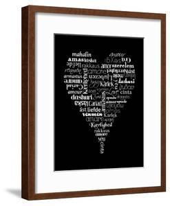 Translation of Love (black) by Tenisha Proctor