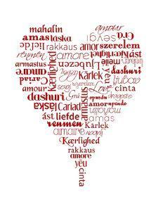 Translation of Love (white) by Tenisha Proctor