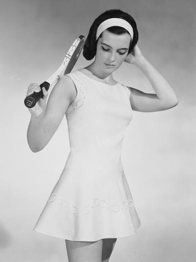 Tennis Dress-Chaloner Woods-Photographic Print