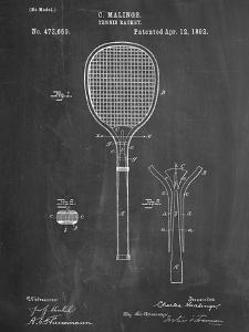 Tennis Racket Patent