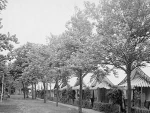 Tent Life at Ocean Grove, N.J.