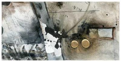 Tente de rejoindre l'autre-Sylvie Cloutier-Art Print