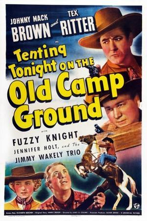 Tenting Tonight on the Old Camp Grounds, 1943