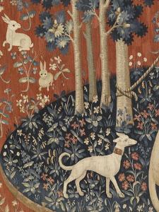 Tenture de la Dame à la Licorne : A mon seul désir