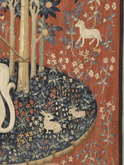 Tenture de la Dame à la Licorne : A mon seul désir--Giclee Print