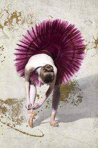 Purple Ballerina by Teo Rizzardi