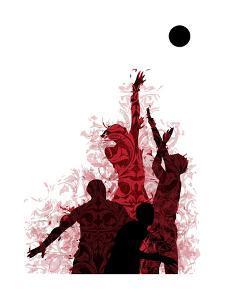 Basketball by Teofilo Olivieri
