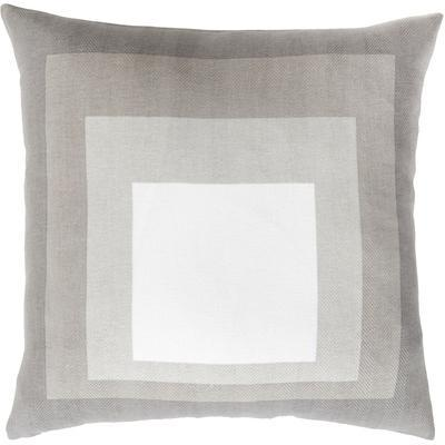 Teori Cubed Down Fill Pillow - Gray *
