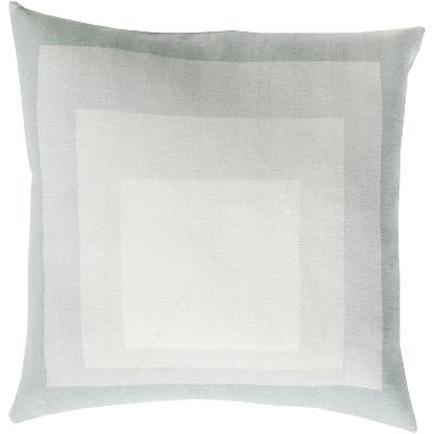 Teori Cubed Down Fill Pillow - Slate--Home Accessories
