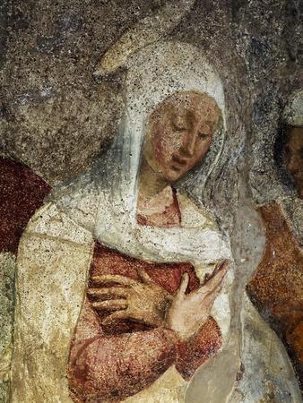 Female Figure, Detail