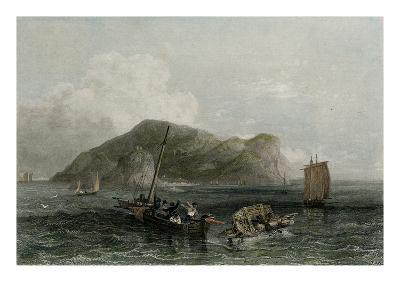 Terceira, Engraved by Edward Finden (Engraving)-Henry Warren-Giclee Print