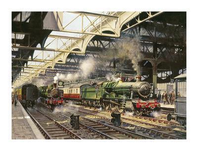 Albert Hall, Snow Hill Station