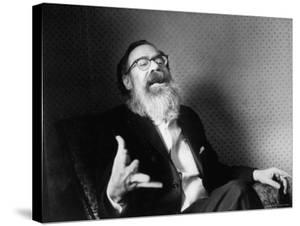 John Berryman by Terence Spencer
