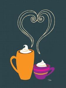 Latte Love by Teresa Woo