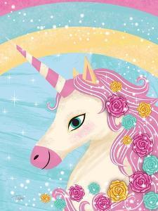 Unicorn II by Teresa Woo