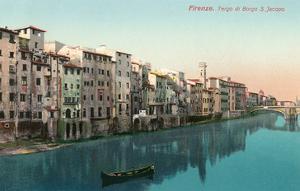 Tergo Di Borgo, San Jacobo, Florence, Italy