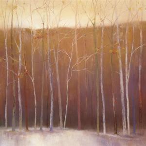 Winter Leaves by Teri Jonas