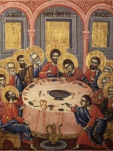 Last Supper by Terpo & Eftim