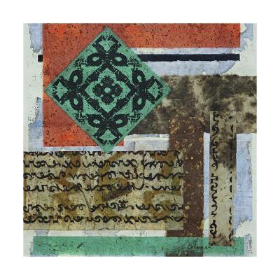 Terra Assemblage II-Heidi Coleman-Art Print