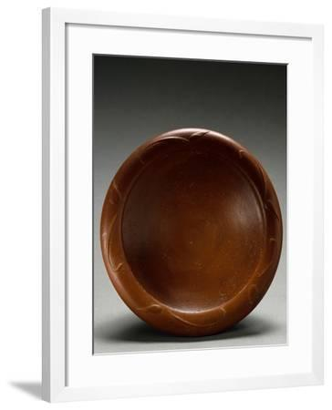 Terra Sigillata Bowl from Imperial Age BC-5th Century AD--Framed Giclee Print
