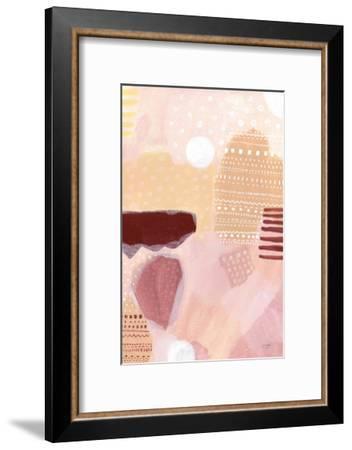 Terracotta Tribal-Lynn Mack-Framed Premium Giclee Print