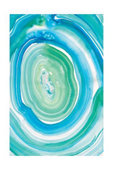 Terrain II-Sue Schlabach-Art Print