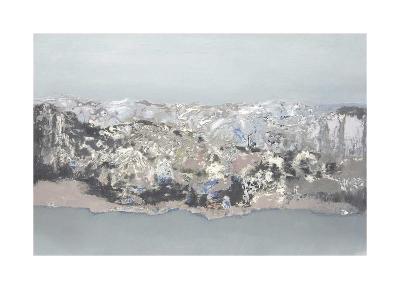 Terrain-Caroline Gold-Giclee Print
