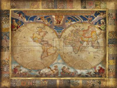Terrarum Orbis-John Douglas-Art Print