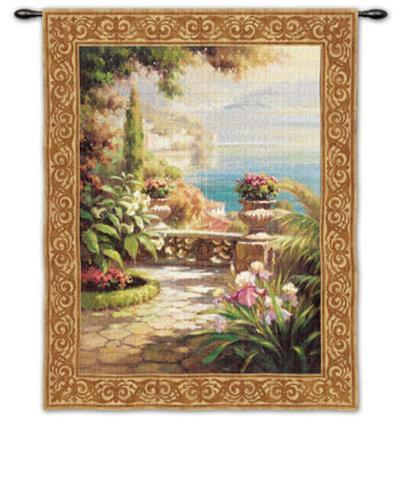 Terrazo I-Roberto Lombardi-Wall Tapestry