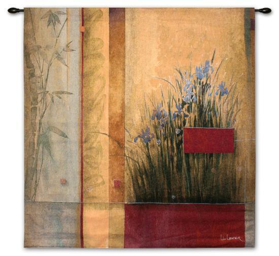 Terrazzo Garden-Don Li-Leger-Wall Tapestry