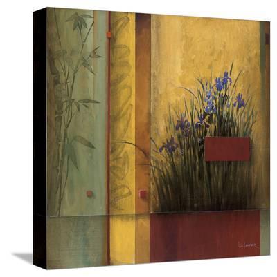Terrazzo Garden-Don Li-Leger-Stretched Canvas Print