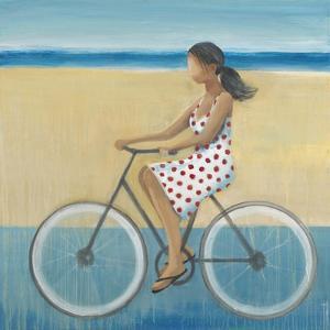 Bike Ride on the Boardwalk (Female) by Terri Burris