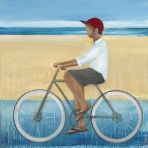 Bike Ride on the Boardwalk (Male) by Terri Burris