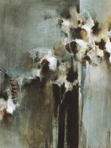 Blue Arrangement I by Terri Burris