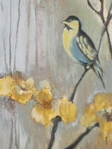 Bluebird II by Terri Burris