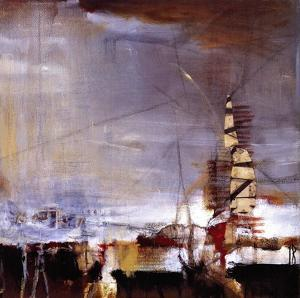 Industrial Revolution I by Terri Burris