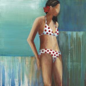Polka Dot Bikini by Terri Burris