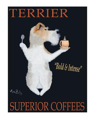 Terrier Superior Coffees-Ken Bailey-Limited Edition
