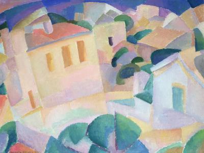 Terrino, Mallorca, 1914-Leo Gestel-Giclee Print