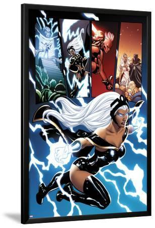 Origins of Marvel Comics: X-Men No.1: Storm Flying