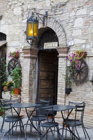 Vineyards in Chianti Surround Santa Maria Novella Monastery