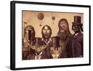 Victorian Wars by Terry Fan