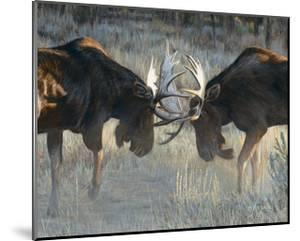 Moose Challenge by Terry Isaac