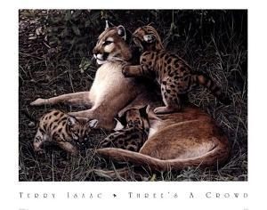 Three's A Crowd by Terry Isaac
