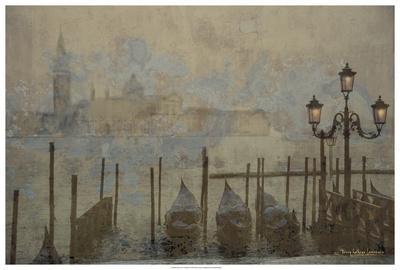 Dawn & the Gondolas II