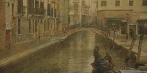 Tour of Venice III by Terry Lawrence