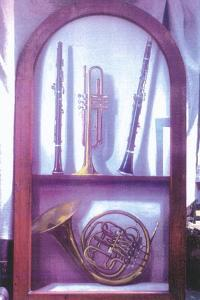 I Hear Music, Sweet Music (1985) by Terry Scales