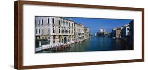 Grand Canal, Santa Maria Della Salute, Venice, IT by Terry Why