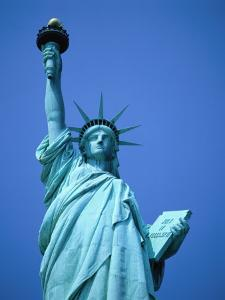 The Statue of Liberty by Terry Why