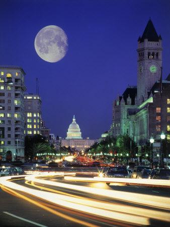 US Capital Building, Washington, DC